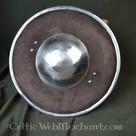 Bouclier recouvert de cuir S