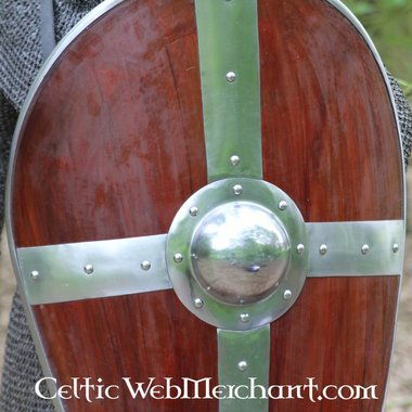 Strengthened Norman shield