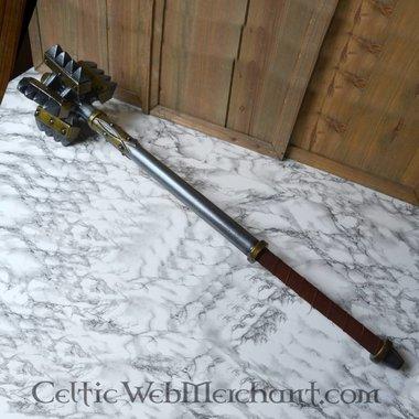 King Mace, Foam Weapon