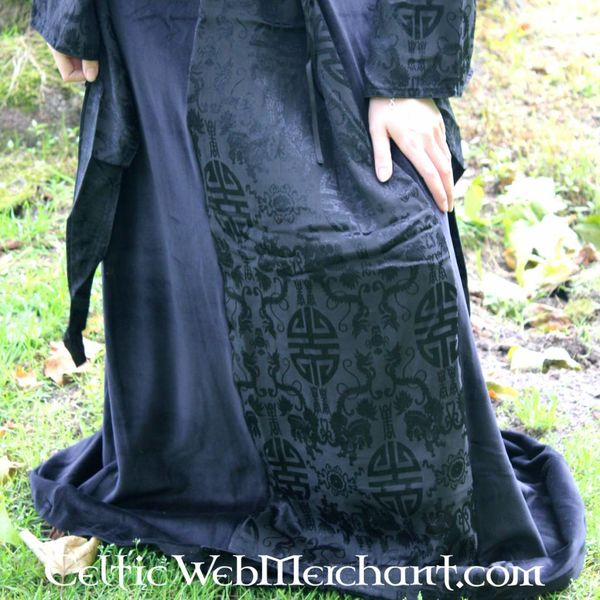Dress Lí Ban black