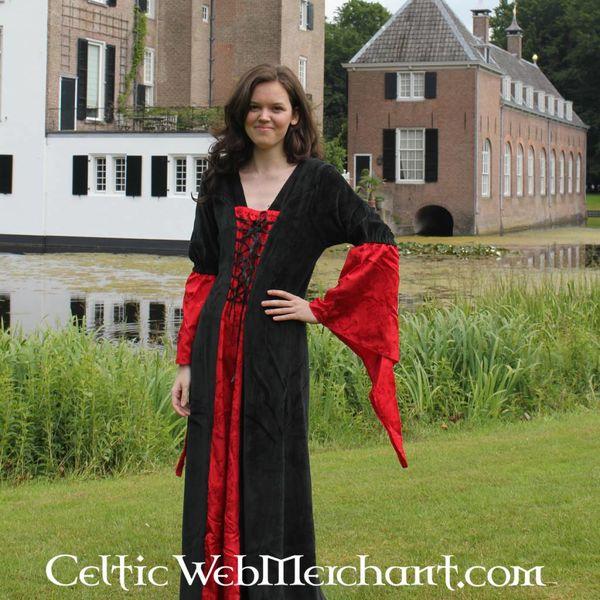 Dress Lí Ban red-black