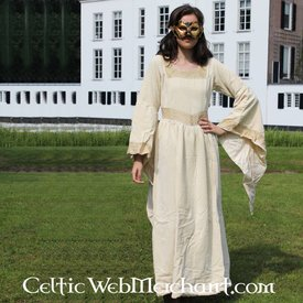 Dress Anna Boleyn white