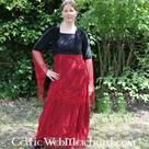Dress Isobel red