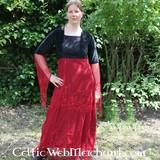 Vestito Isobel rosso