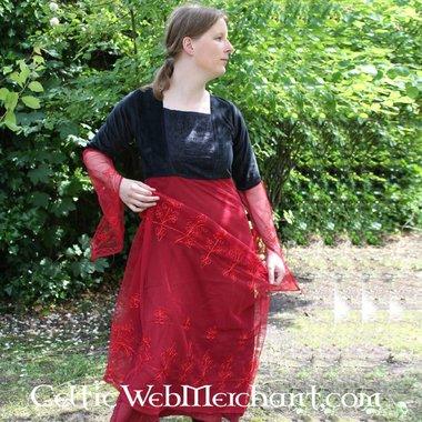 Vestido Isobel rojo