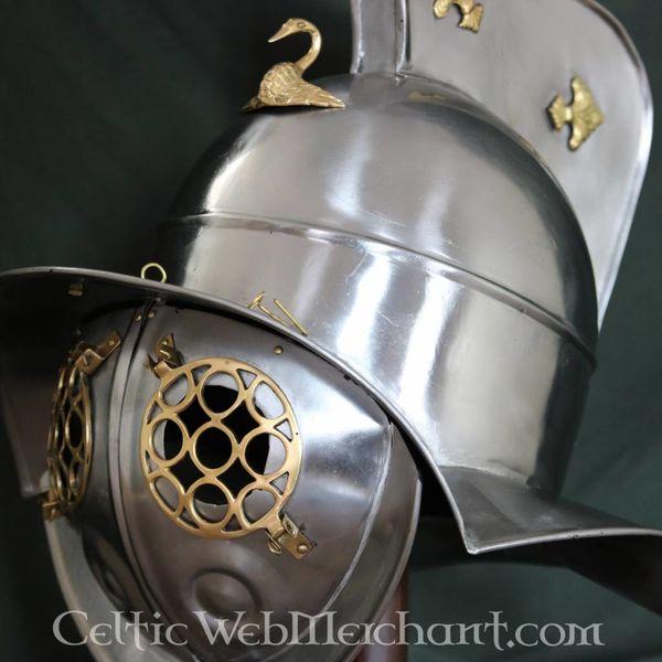 Thraex gladiator casque