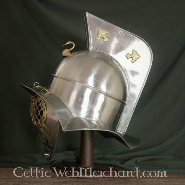 Thraex gladiator helmet