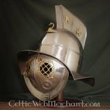 casco de gladiador thraex