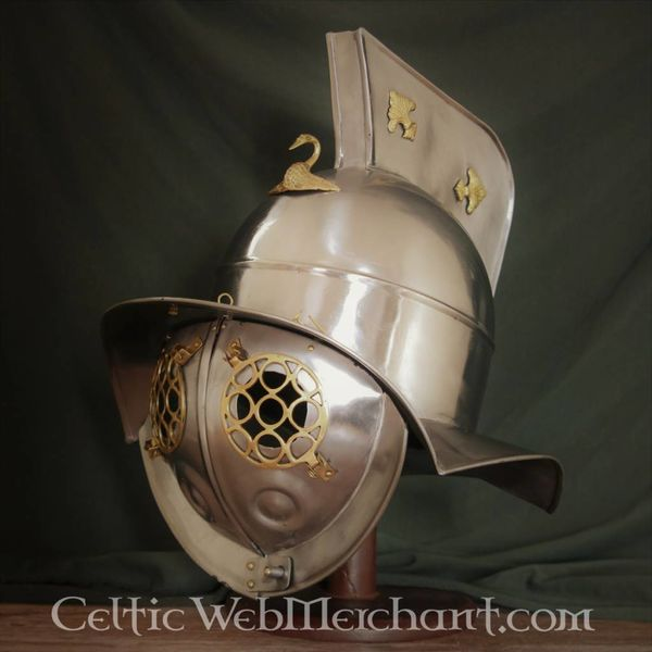 casco gladiatore Thraex
