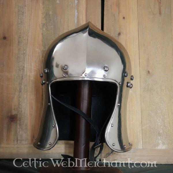 Barbute milanaise 1465