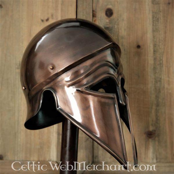 Deepeeka Corinthic-Italic helmet bronzed