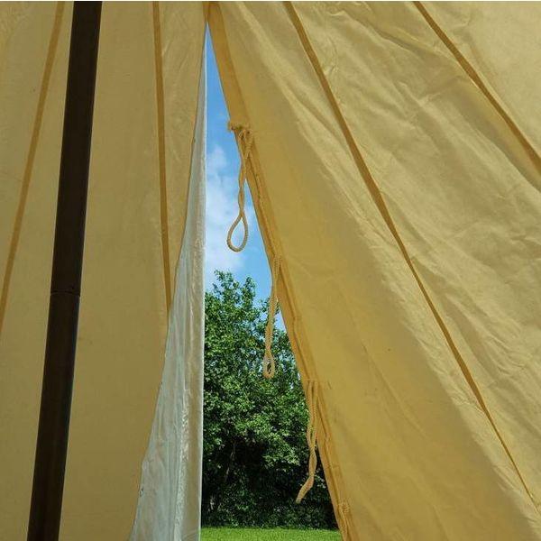 Middeleeuwse tent Walburg