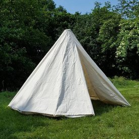 Tente médiévale Walburg