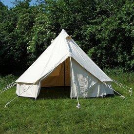 Sahary namiot średnicy 4 m, 340 gsm
