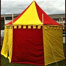 Middeleeuwse tent Herwald, 3 m
