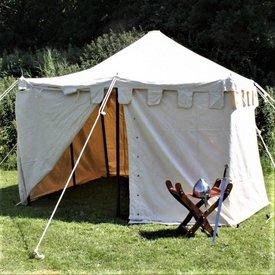 Medieval tente Herold 3 x 3 m