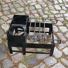 Estante cocina romana