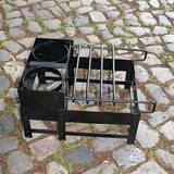 Roman cooking rack