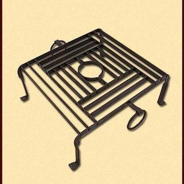 Grille de cuisson, fin de l'empire romain