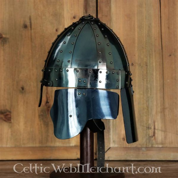 Ulfberth Późno Roman Spangenhelmet Deir el-Medina