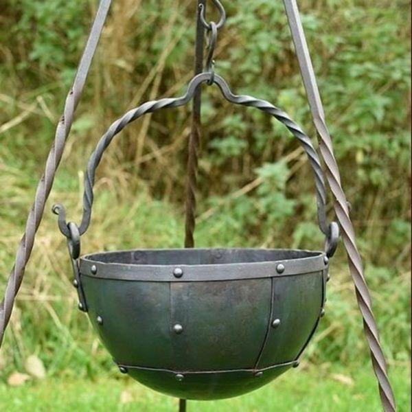 Vroeg-middeleeuwse ketel 3,5 liter