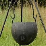 Caldero alto medieval, 10 litros