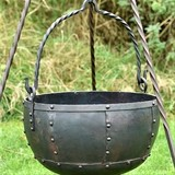 Gran temprana caldera medieval 9 litros