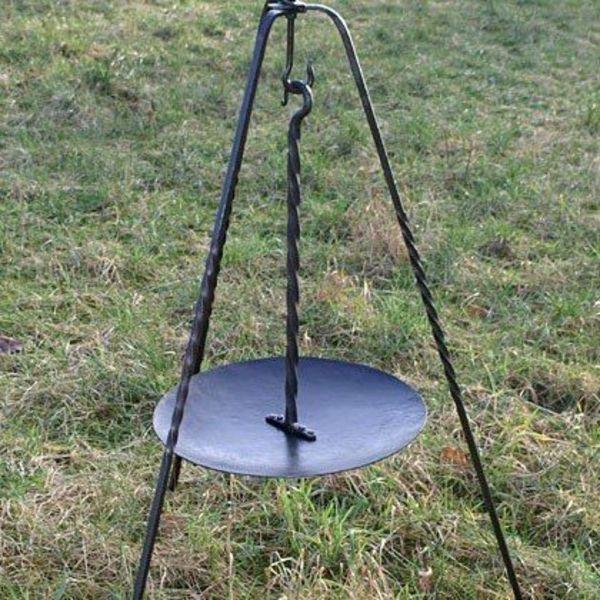 Hanging pan