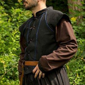 Epic Armoury English Civil War dublet czarny