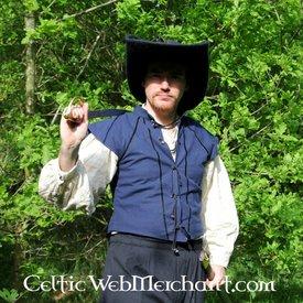 Epic Armoury English Civil War dublet niebieski