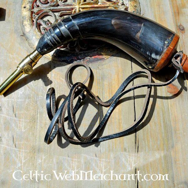 18th århundrede krudt horn