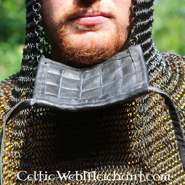 Ulfberth Cuffia con visore quadrato, 8 mm