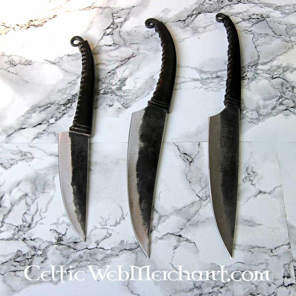 Celtic La Tène cuchillo L