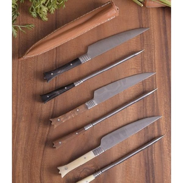 15th century cutlery set