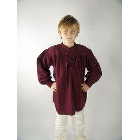 Middelalderlige dreng skjorte