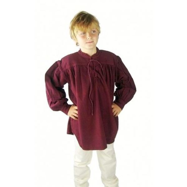Middeleeuws jongenshemd