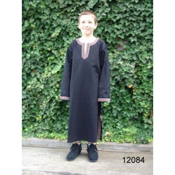 tunika Celtic chłopca z długimi rękawami