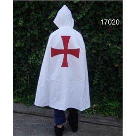 Capa para niños Templarios