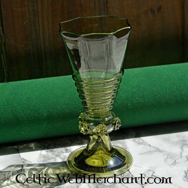 16th-17th century Renaissance glass