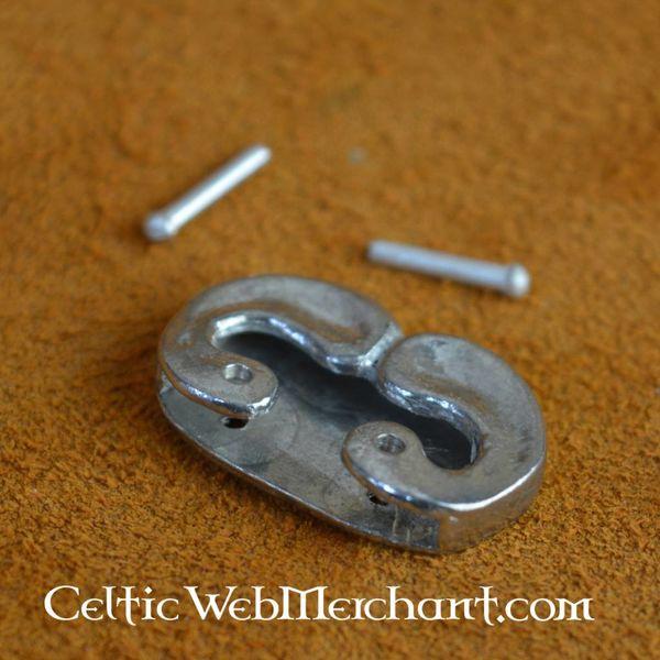 15th århundrede tin selens låsetunge