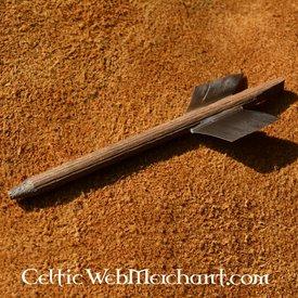 Dardo de ballesta 20,5 cm