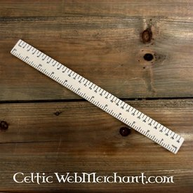 Righello di legno storia scozzese