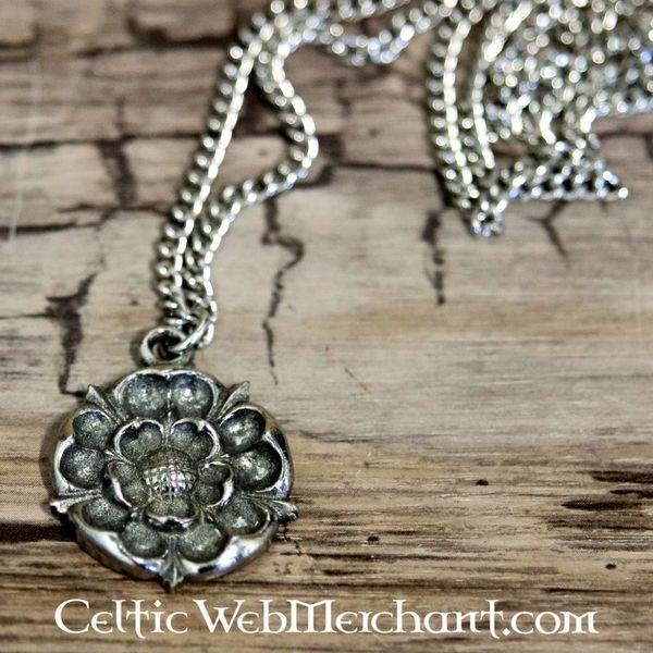 Tudor Rose wisiorek