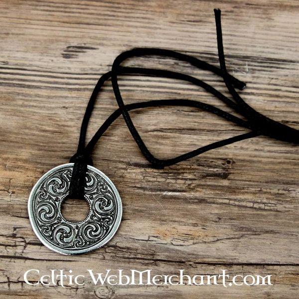 Schijfhanger Book of Kells