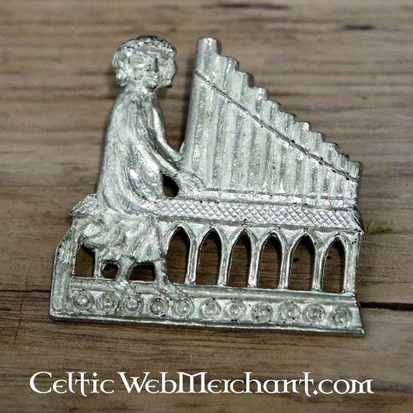 Badge Af St. Cecilia