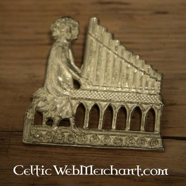 Badge St Cecilia