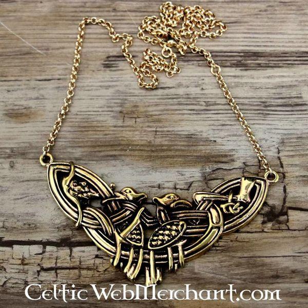 Ierse Book of Kells ketting