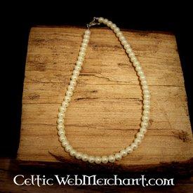 Tudor perle halskæde