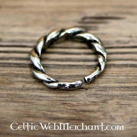 Swedish Viking ring, pewter