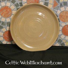 15th century plate